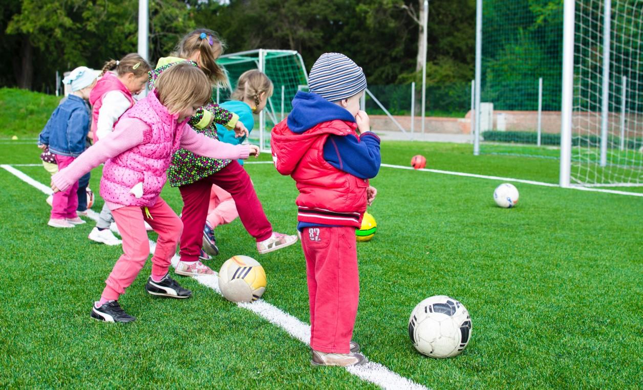 Kids soccer 2
