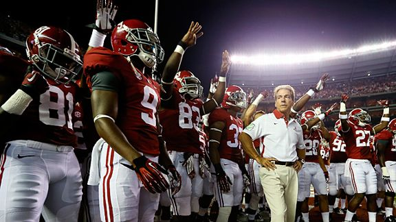 What We Can Learn About Sales from Nick Saban